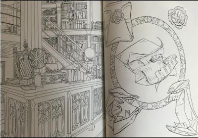 My Favorite Aunt Harry Potter Coloring Books For Aunties And Kids Alike