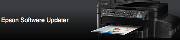 Epson Software Updater Download - Windows, Mac