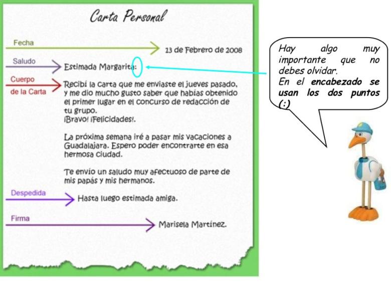 LENGUA Y LITERATURA ESO ESCOLAPIAS SORIA.: EL TEXTO: LA CARTA
