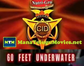 60 Feet UnderWater -CID Detective Serial -29th July