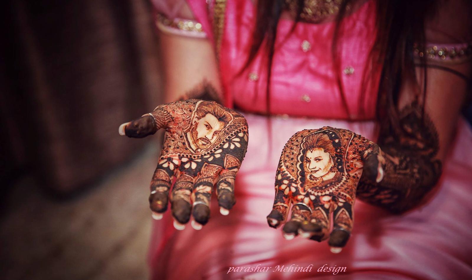 Mehndi Ceremony Description : The mehndi design tattos henna art bridal modern stylish