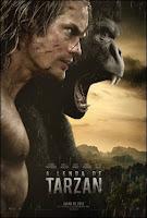 Resultado de imagem para A Lenda de Tarzan 2016 bluray