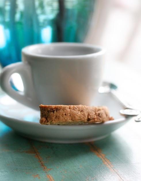 Wheat-Free Gluten-Free Anise Biscotti | Gluten-Free Goddess® Recipes
