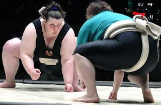طريقة السومو لزيادة الوزن: كيف تصبح مصارع سومو