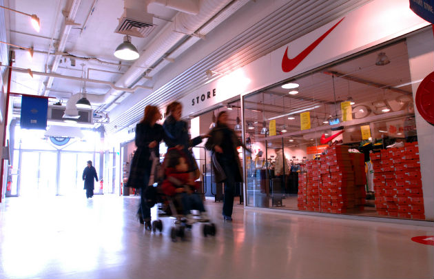 Outlet Marques Avenue em Paris