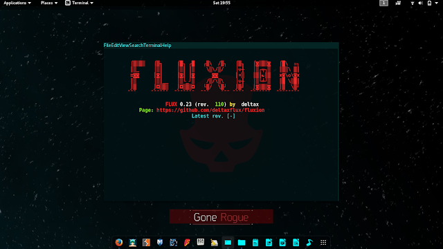 cara Hack Wifi dengan Fluxion - ahdeenru