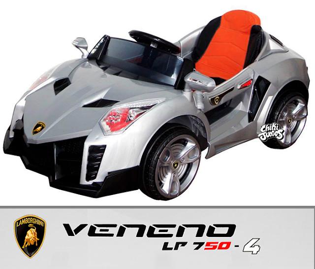 Carro A Bateria Lamborghini Veneno Carros A Bateria Peru Cabp