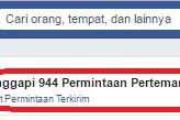 Cara Mudah dan Cepat Konfirmasi Pertemanan Facebook Secara Otomotis