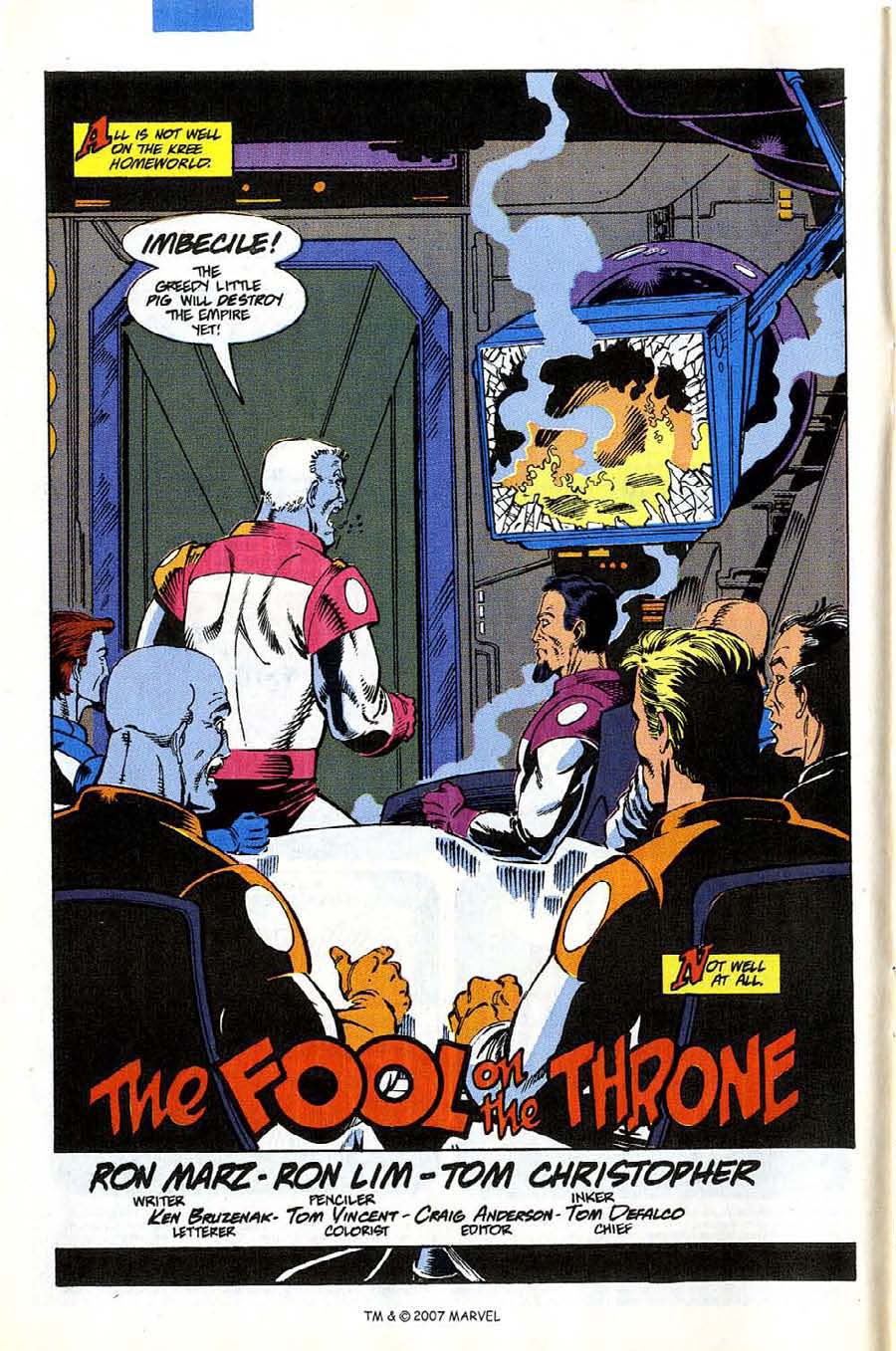 Read online Silver Surfer (1987) comic -  Issue #53 - 4