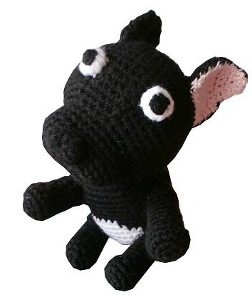 Los 20 Perros mejor hechos en crochet del Mundo !! | Tiere häkeln ... | 417x354