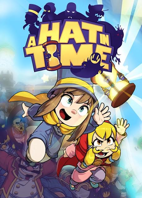 تحميل لعبهA Hat in Time 2018 للكمبيوتر
