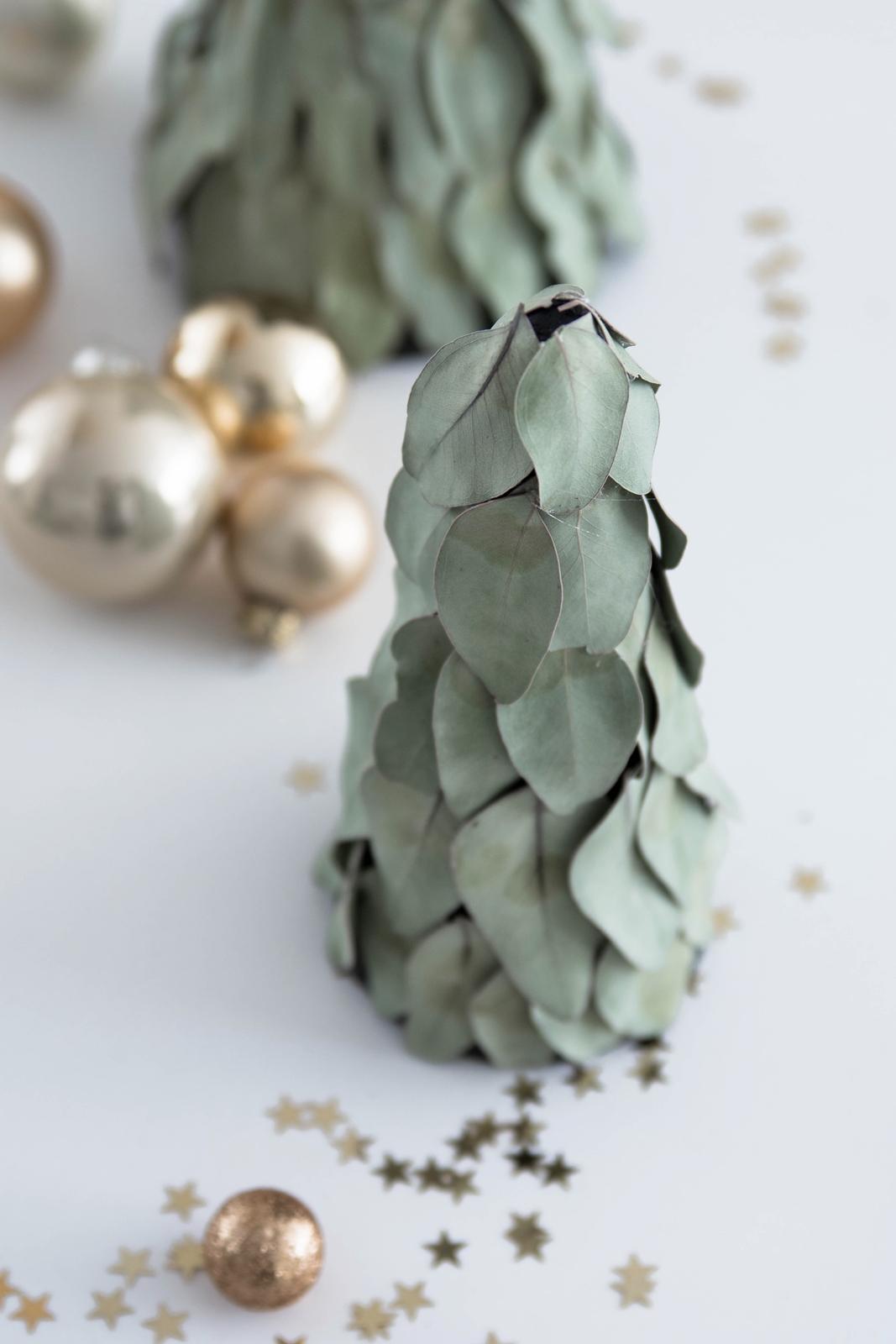 Weihnachtlicher Duftbaum für´s Wohnzimmer #sinnenrauschAdventskalender