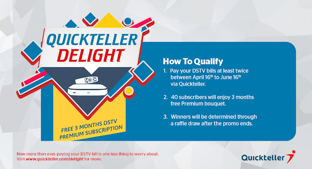 Stand A Chance To Win Over N100,000 Using Quickteller