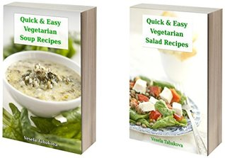 Quick and Easy Vegetarian Recipes l LadyD Books