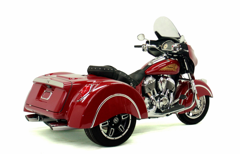 Honda Dealers Cincinnati >> V-Twin News: Roadsmith Unveils New Indian Trike at V-Twin ...