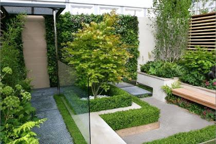 Desain Taman Depan Rumah Dengan Konsep Minimalis ( Bikin Makin Betah Di rumah )