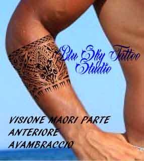 bluskytattoo: Maori Significato 297