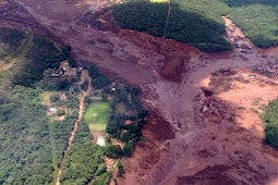 9 Dead, 300 Missing After Mining Dam Collapses in Brumadinho, Brazil