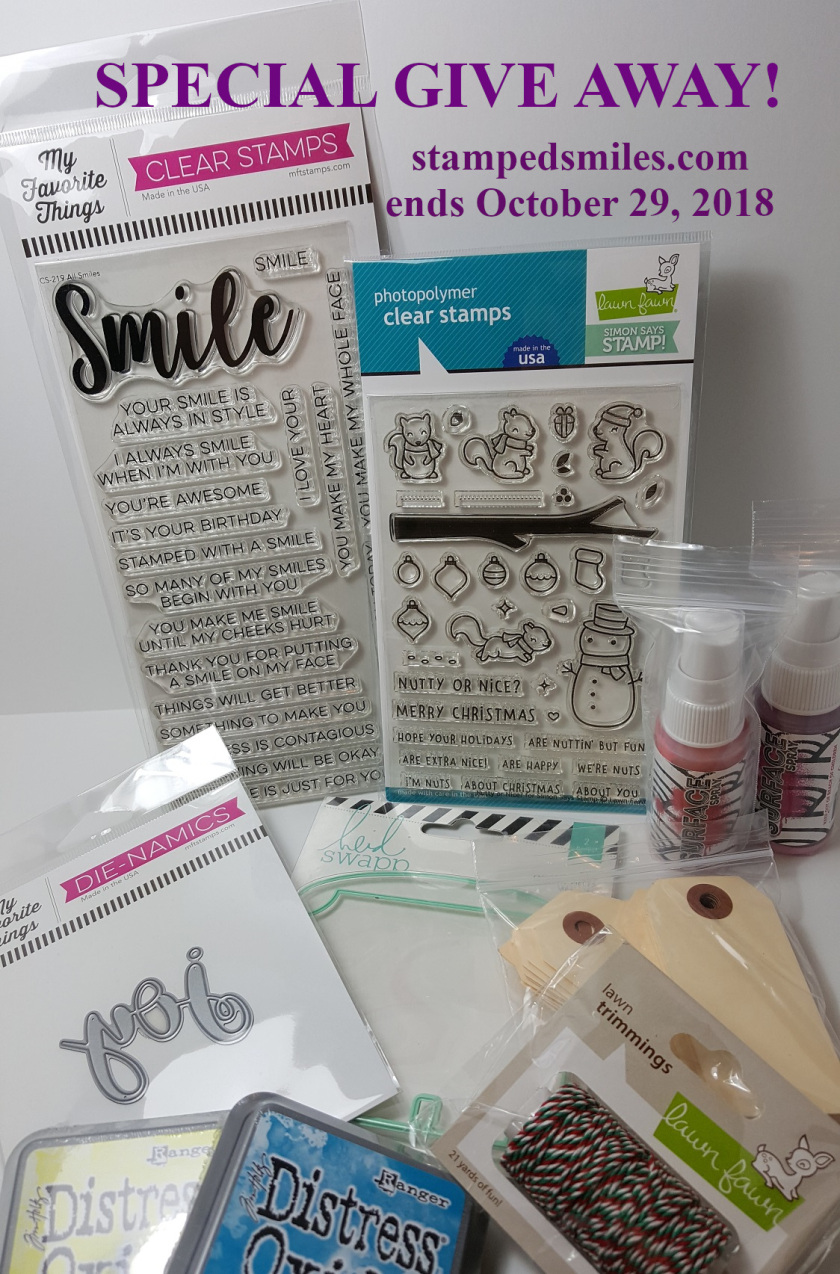 Stamped Smiles-ends 29th Oct