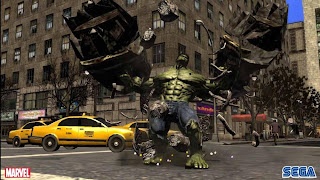 The Incredible Hulk (PC) 2008