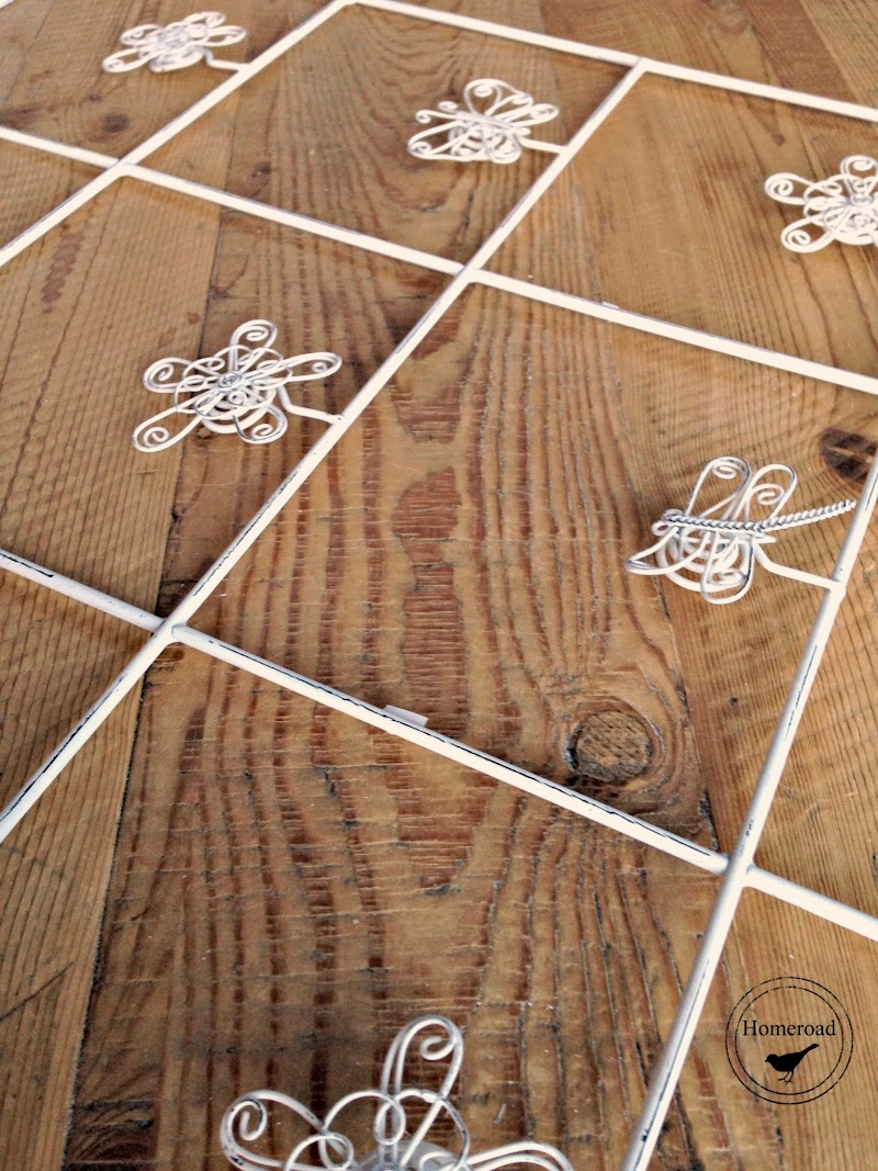 A Rack to Organize Tags, Cards & Printables