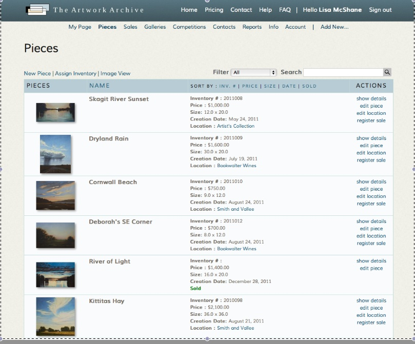 Amazing filemaker pro inventory templates photo example for Filemaker pro 13 templates