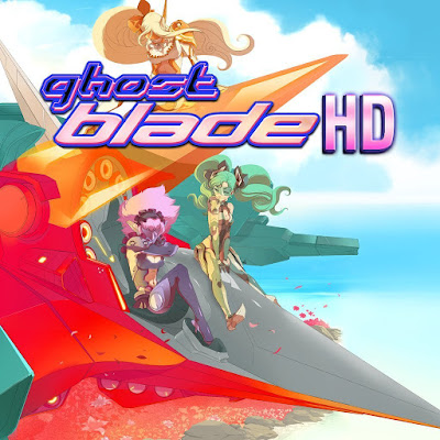 Ghost Blade HD Game Logo