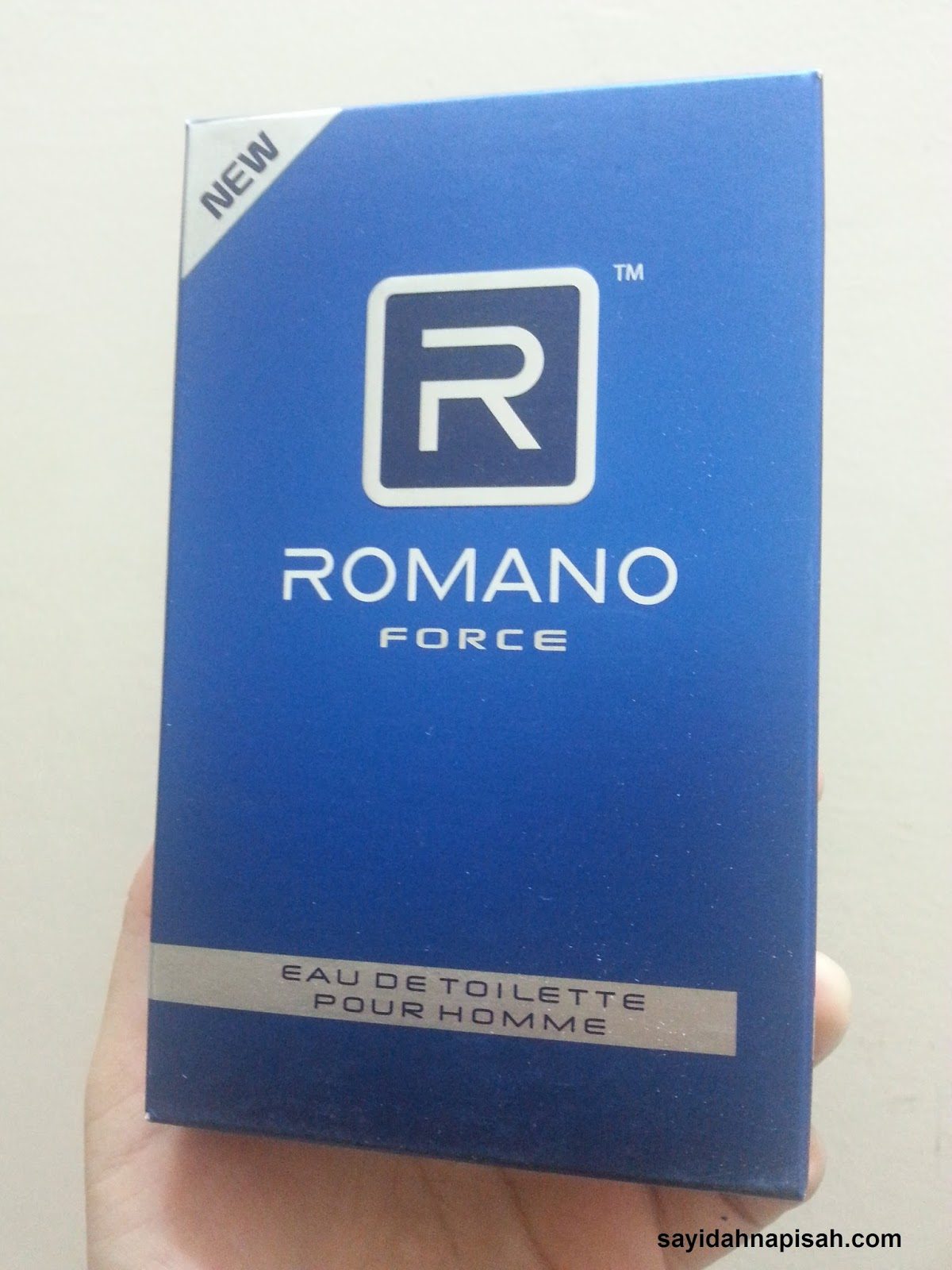 Wangian Moden ROMANO Eau De Toilette - FORCE & UNIQUE