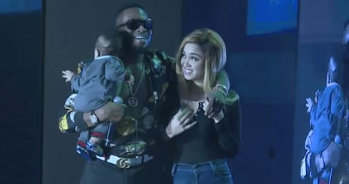 D'banj has released a new song dedicated to his wife Lineo Didi Kilgrow.