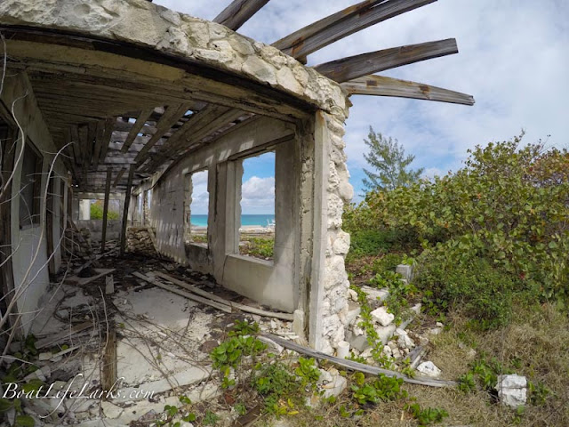 Sugar Beach Lodge Ruins