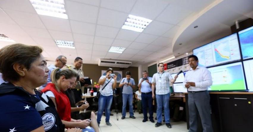 Plantean potenciar el Servicio Nacional de Meteorología e Hidrografía del Perú - SENAMHI - www.senamhi.gob.pe