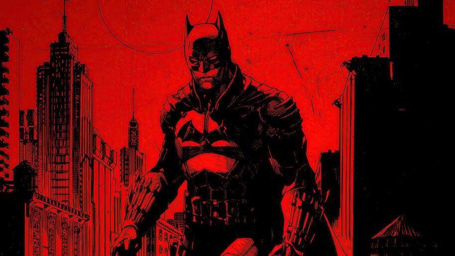 The Batman, Art, 2021, Movie, 4K, #3.2618