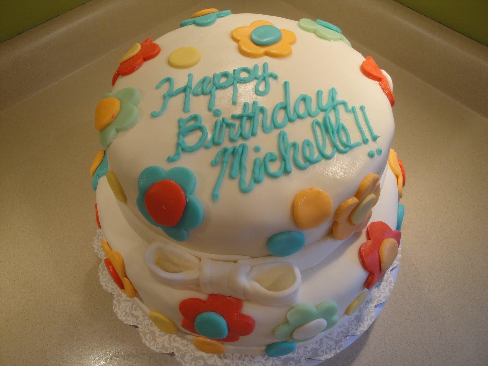 Cake Mama: Birthday Celebration Cake