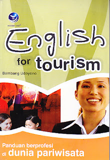 BUKU ENGLISH FOR TOURISM.BAMBANG UDOYONO