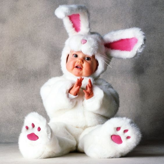 Easter bunny costume | Beautiful bunny costume ideas of Easter 2017