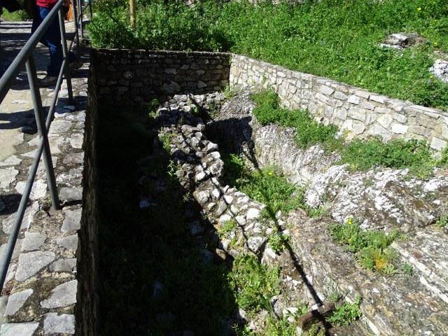 restos arqueológicos zahara cadiz andalucia