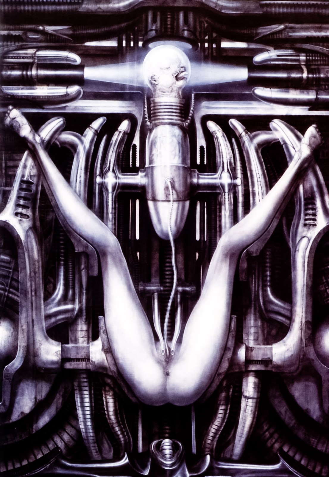 Catalina La Grande Libro Alien Explorations Giger 39s Stillbirth Machine Iii 1977