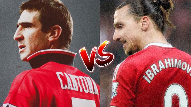 Ambisi Ibrahimovic Melebihi Cantona dan Menjadi Dewa Manchester