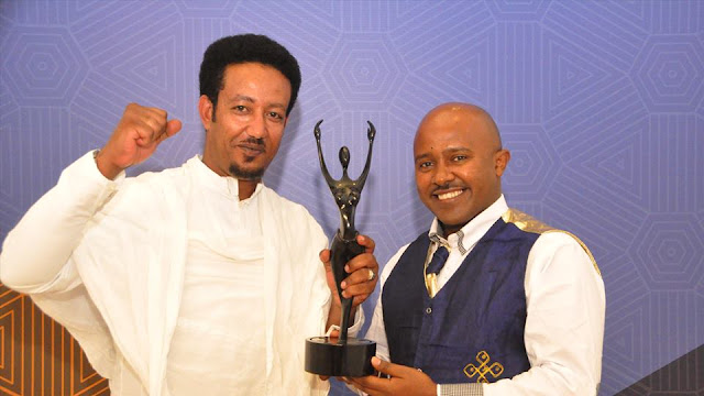 Best Supporting Actor AMAA 2015 Samson Tadese
