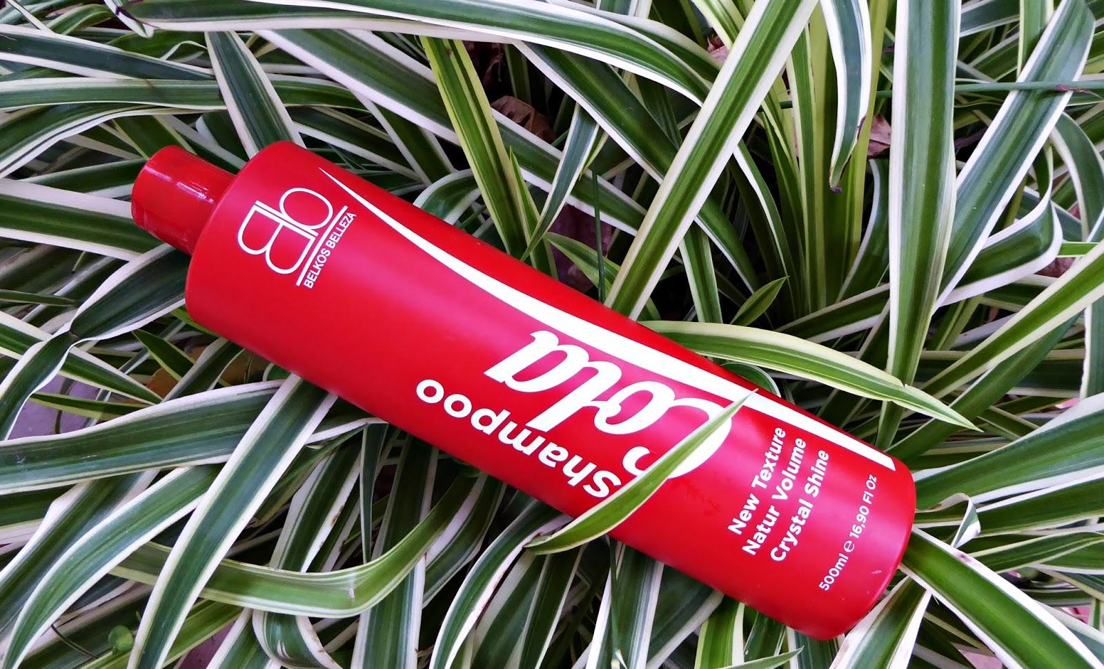 """Mi opinión sobre el champú de Cola de Belkos: ¿crece el pelo"""" ¿da brillo cristalino"""" ¿y volumen"""""""