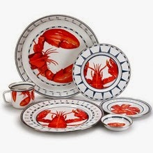 Dr. Dinnerware: Lobster Dinnerware and Platters for Fun ...