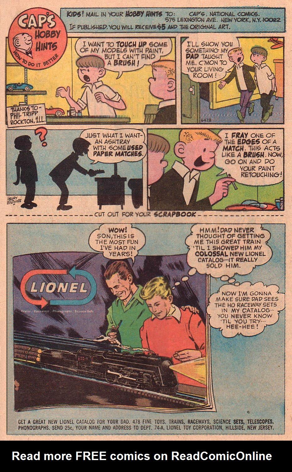 Read online World's Finest Comics comic -  Issue #162 - 33