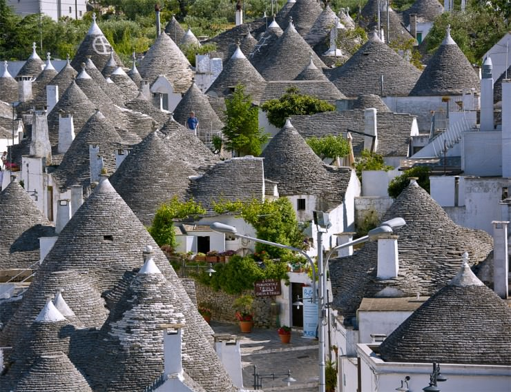 Top 11 Ancient Towns and Villages - Alberobello, Puglia, Italy