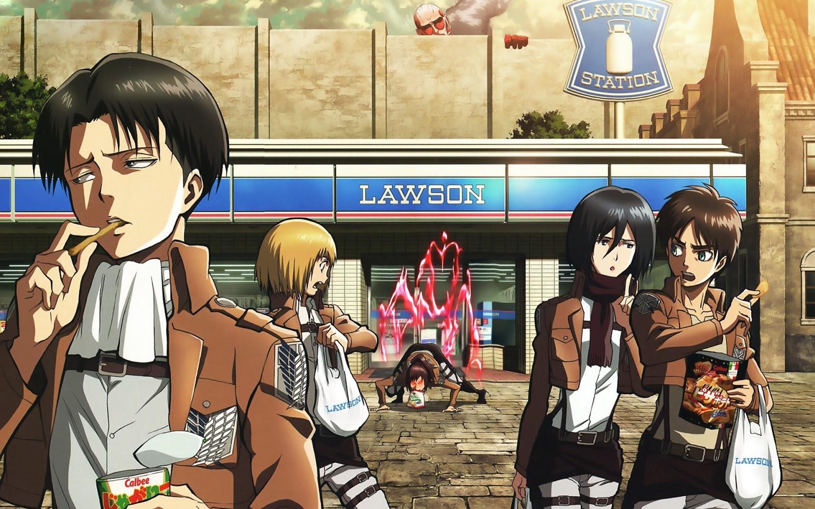 17 Anime Mirip Shingeki No Kyojin Attack On Titan Best Recommendations
