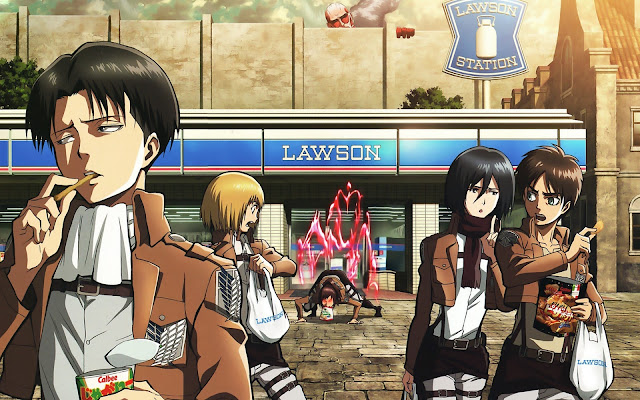 17 Anime Mirip Shingeki No Kyojin (Attack on Titan) [Best Recommendations]