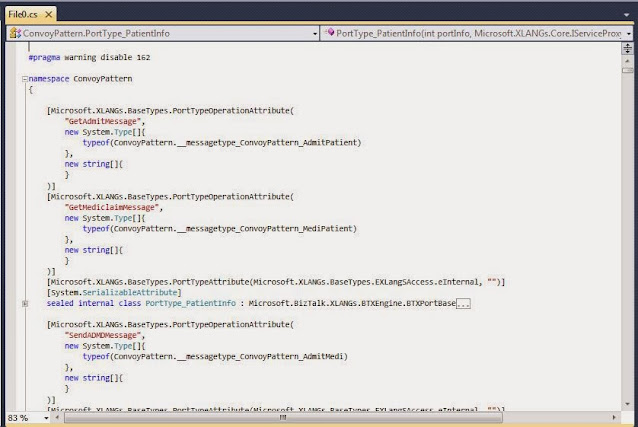 orchestration in C#