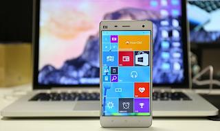 Android uygulamalarının Windows 10 Mobile'a kurulumu