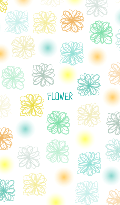 FLOWER-Green -joc