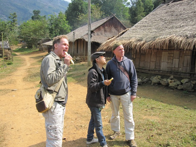 Living Lightly In Laos For A While Hmong And Khmu Compared