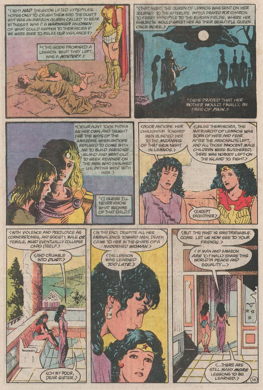 Read online Wonder Woman (1987) comic -  Issue # Annual 1 - 17